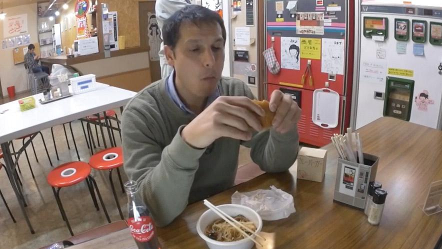 自販機レストラン【群馬】(285万再生)